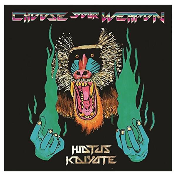 Choose Your Weapon Vinyl