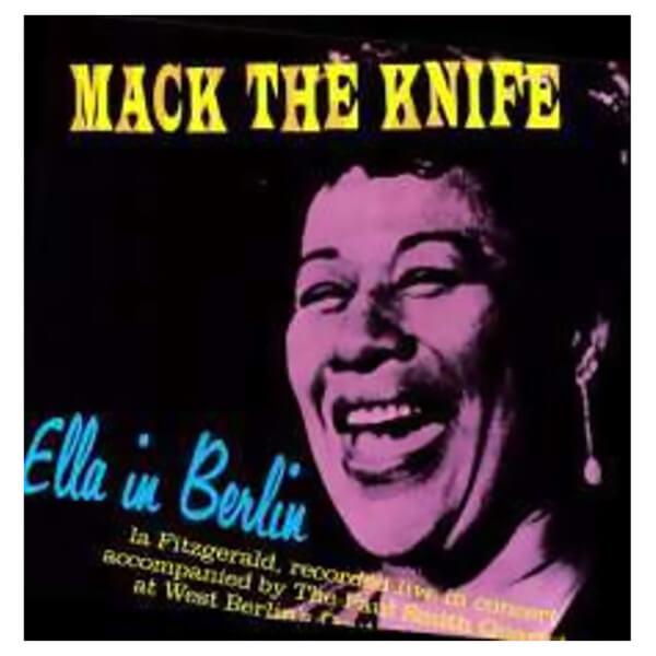 Mack The Knife: Ella In Berlin Vinyl