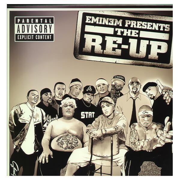 Eminem Presents The Re-Up Vinyl