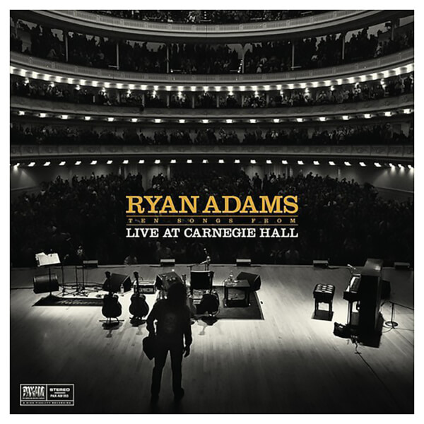 Ten Songs From Live At Carnegie Hall Vinyl