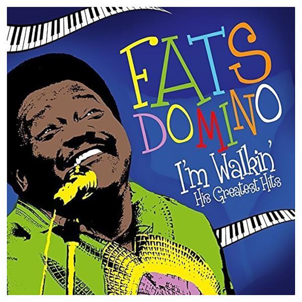 I'm Walkin' - His Greatest Hit Vinyl