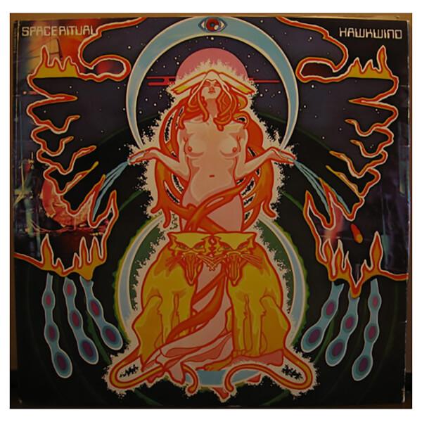 Space Ritual Vinyl
