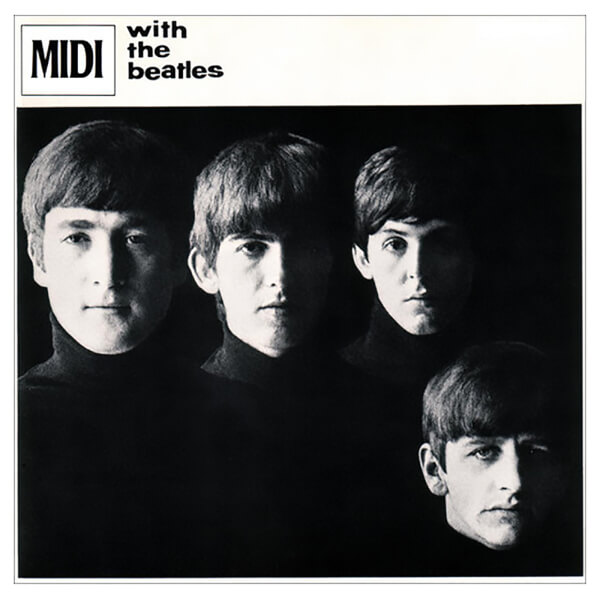 With The Beatles Vinyl