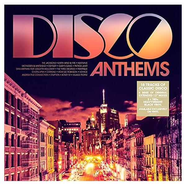 Disco Anthems/Various Vinyl