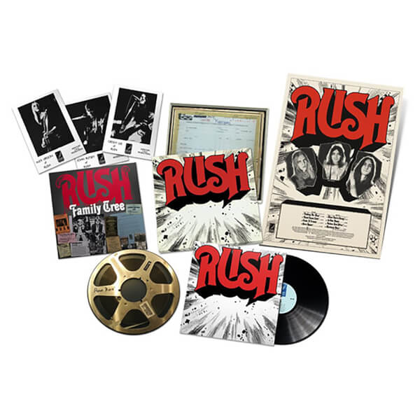 Rush: Rediscovered Vinyl