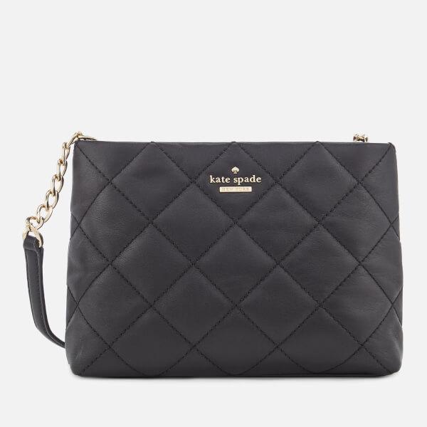 Kate Spade New York Women's Caterina Cross Body Bag - Black