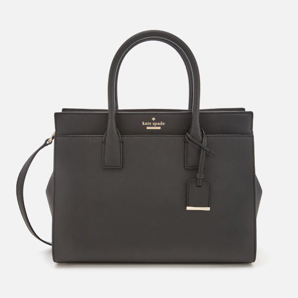 Kate Spade New York Women's Candace Satchel - Black