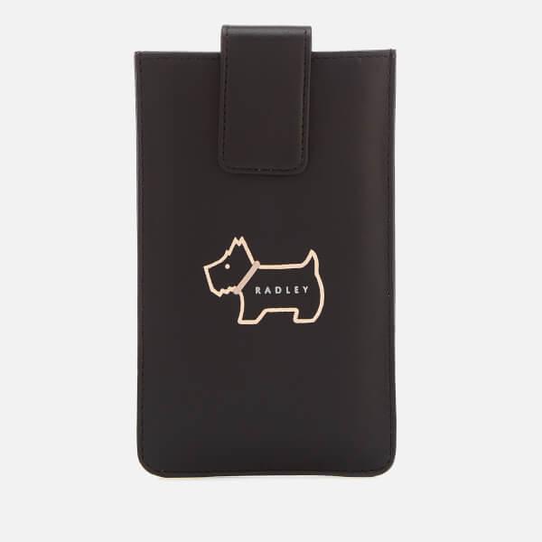 Radley Women's Heritage Dog Outline Phone Case - Black