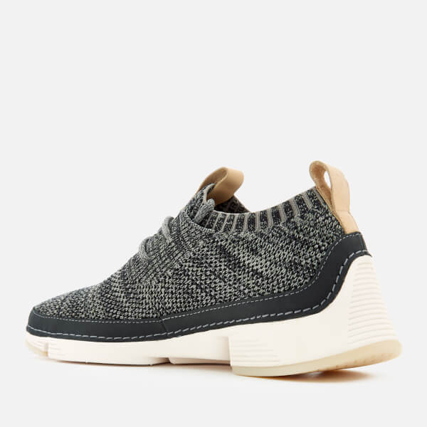 Clarks Women's Tri Native Knitted Trainers - Dark Multi - UK 3 Sale Get Authentic Clearance Purchase Outlet Collections Free Shipping Clearance Cheap Sale Footaction GzyXEd