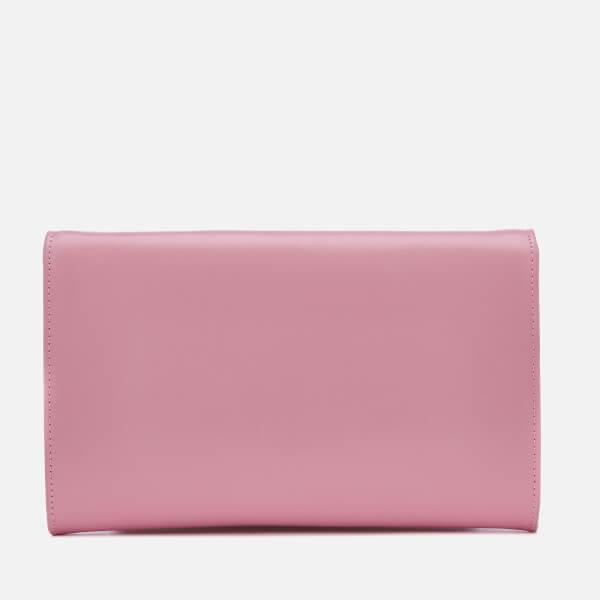 0f1765434c00 Ted Baker Women s Miiaa Crystal Bar Clutch Bag - Dusky Pink  Image 2
