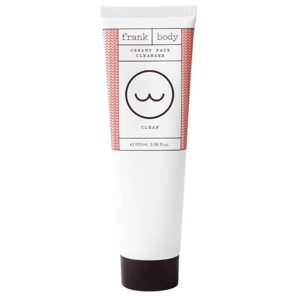 Frank Body Creamy Face Cleanser 100ml