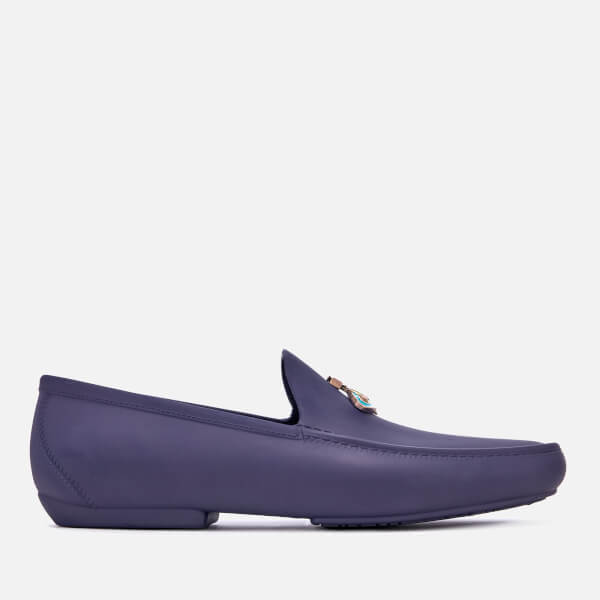 Vivienne Westwood MAN Men's Moccasin Orb Loafers - Blue