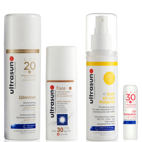 Ultrasun Festival Essentials Pack (Worth £79)
