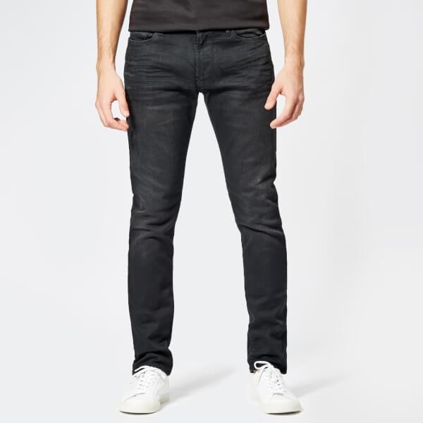 Emporio Armani Men's 5 Pocket Skinny Denim Jeans - Denim Nero