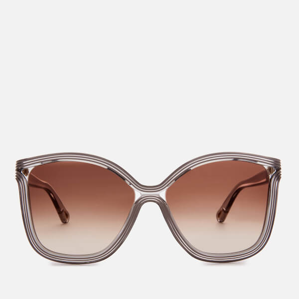 Chloe Women's Rita Acetate Sunglasses - Grey