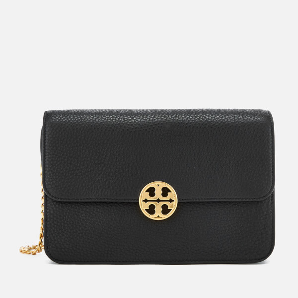 Tory Burch Women's Chelsea Shoulder Bag - Black: Image 01