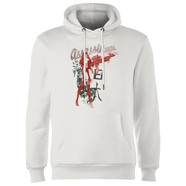 Marvel Knights Elektra Assassin Hoodie - White