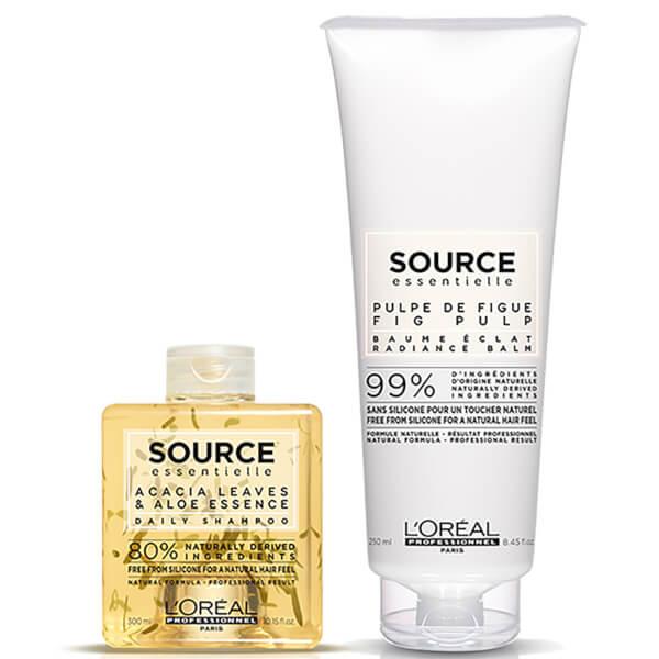 L Oréal Professionnel Source Essentielle Daily Colour Radiance Duo ... e8bcfcc6f0e