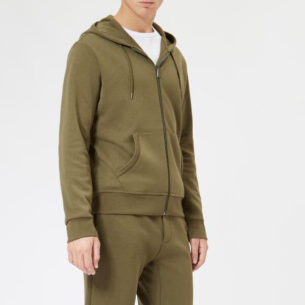 Polo Ralph Lauren Men's Zip Track Top - Defender Green