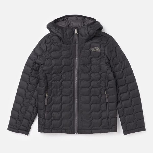 The North Face Boys' Thermoball Hoody - TNF Black