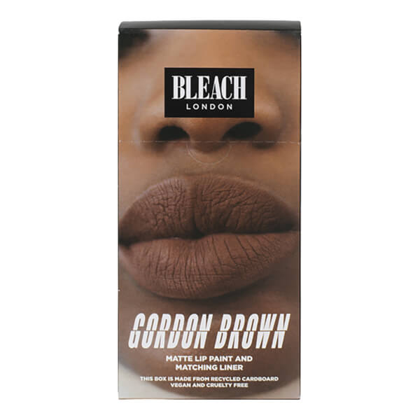 BLEACH LONDON Lip Kit Gordon Brown