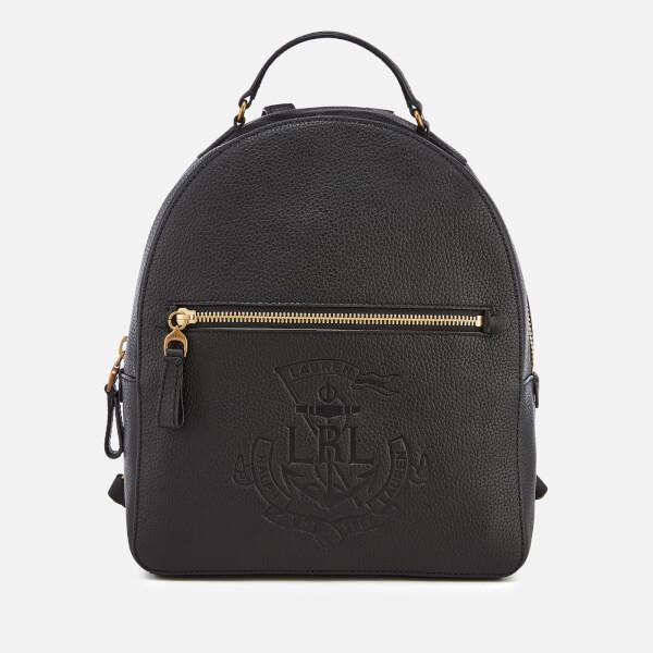 Lauren Ralph Lauren Women's Huntley Backpack - Black