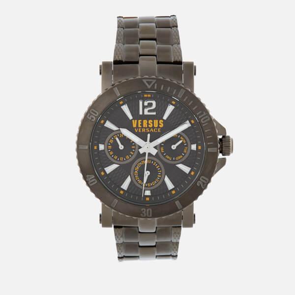 Versus Versace Men's Steenberg Stainless Steel Watch - Grey