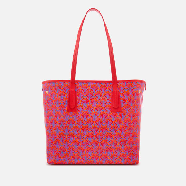 Liberty London Women's Iphis Marlborough Tote Bag - Red