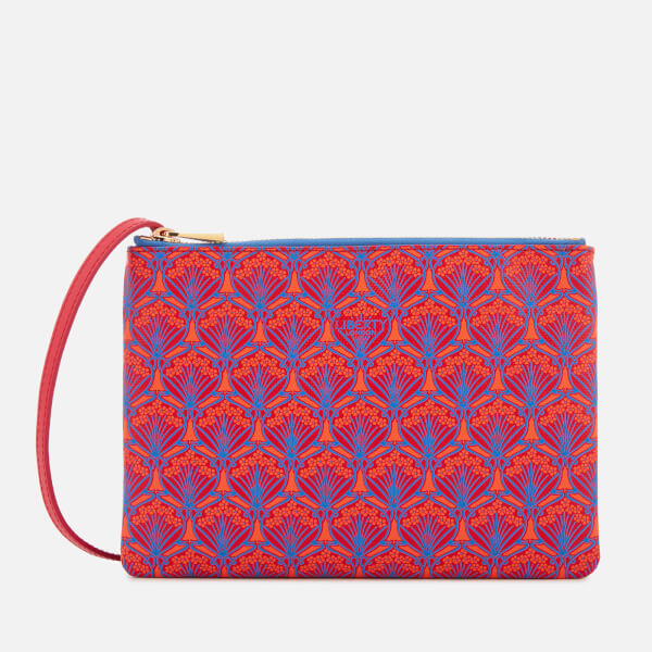 Liberty London Women's Iphis Bay Duo Pouch - Red