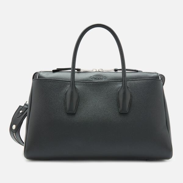 Tod's Women's East West Medium Tote Bag - Black