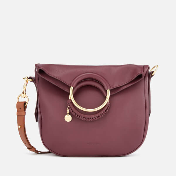 a02932b569 See By Chloé Women s Monroe Bag - Obscure Purple  Image 1