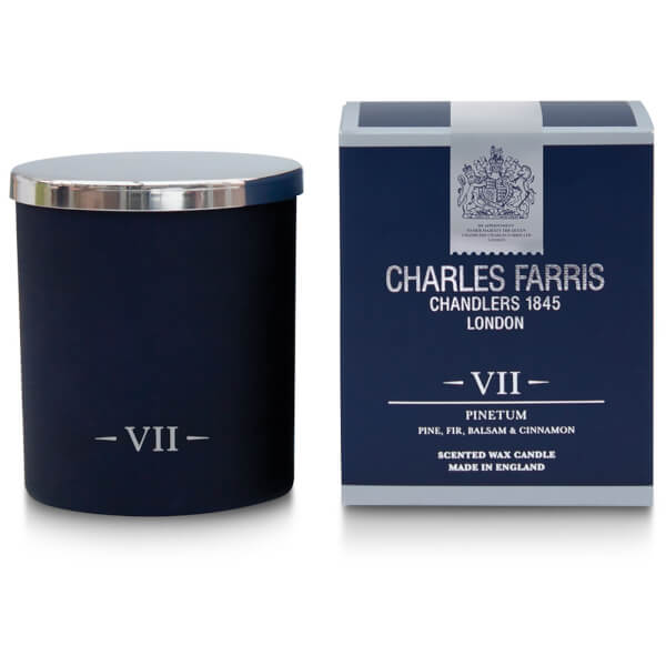 Charles Farris Signature Pinetum Candle 600g