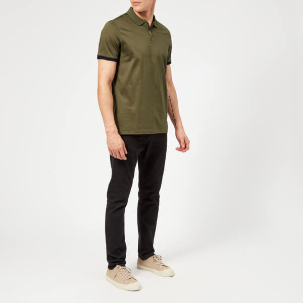 8567f65c1a549 Ted Baker Men s Snika Polo Shirt - Khaki Clothing