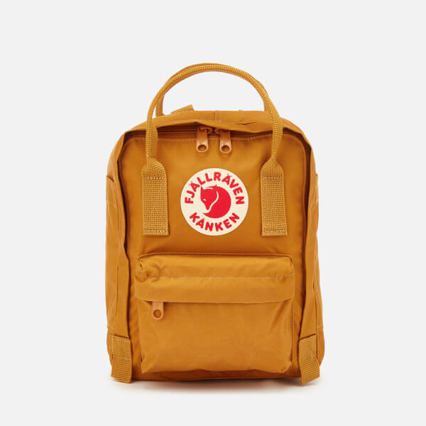 fc8d3f3127be Fjallraven Kanken Mini Backpack - Acorn  Image 1
