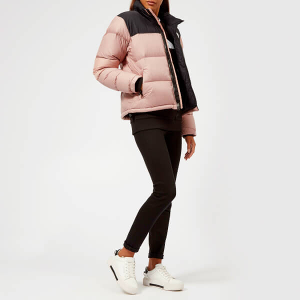 the north face women 39 s 1996 retro nuptse jacket misty. Black Bedroom Furniture Sets. Home Design Ideas