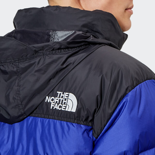 The North Face Men S 1996 Retro Nuptse Jacket Aztec Blue Clothing