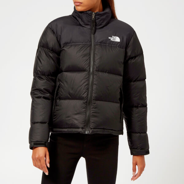 The North Face Women s 1996 Retro Nuptse Jacket - TNF Black  Image 1 a0c7bd050d
