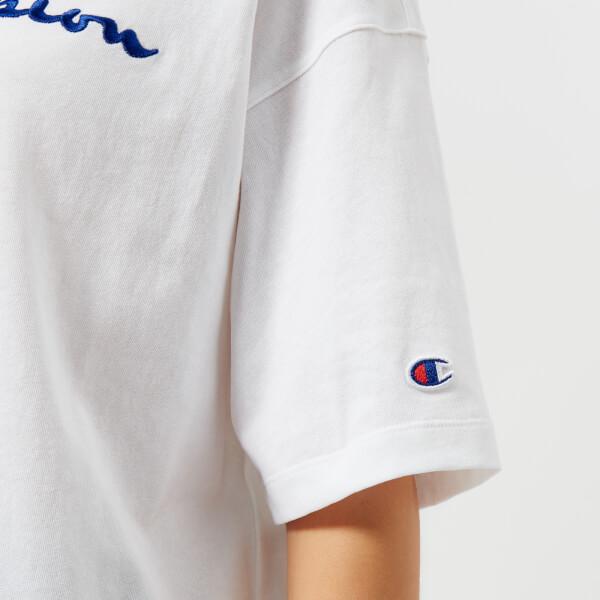 Champion Women's Maxi T-Shirt - White: Image 31