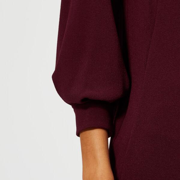 Whistles Women s Tihara Dress - Burgundy Womens Clothing  e78777ac6