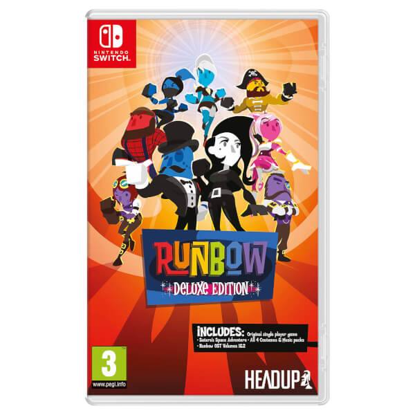Runbow: Deluxe Edition
