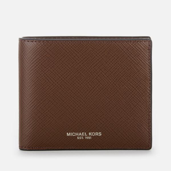 9d0e3e006bb5 Michael Kors Men's Harrison Billfold Wallet - Mocha: Image 1