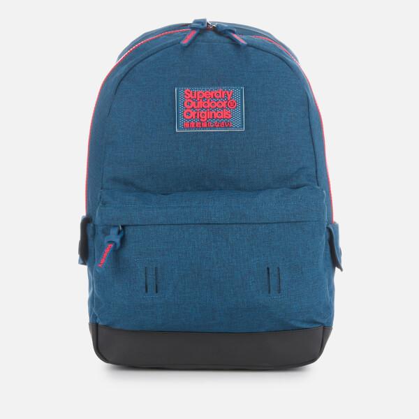 Superdry Men's Fresh International Montana Backpack - Navy Marl