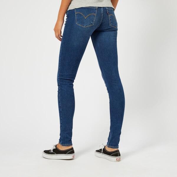 Levi s Women s Innovation Super Skinny Jeans - Prestige Indigo  Image 2 1602f4d232537