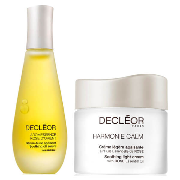 DECLÉOR Aromessence Rose Serum and Light Cream Duo