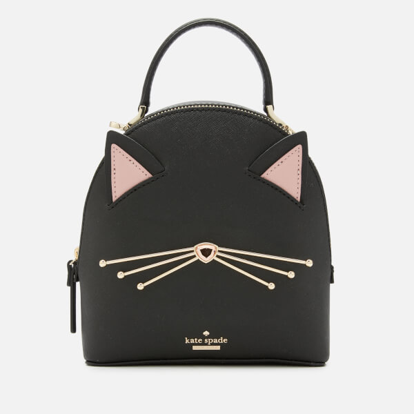 Kate Spade New York Women's Cat Binx Backpack - Black
