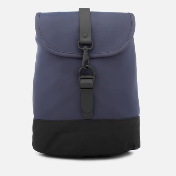 RAINS Drawstring Backpack - Blue