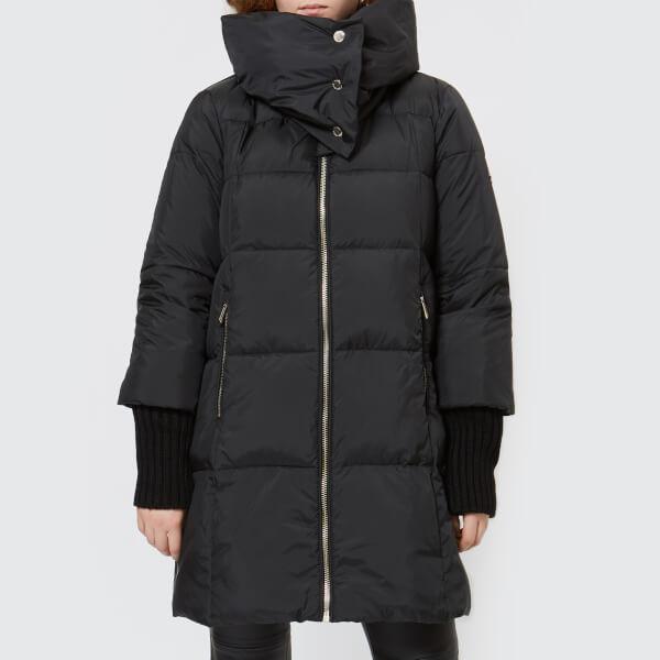 9496aedf5 MICHAEL MICHAEL KORS Women s Fashion Heavy Down Puffa Jacket - Black ...