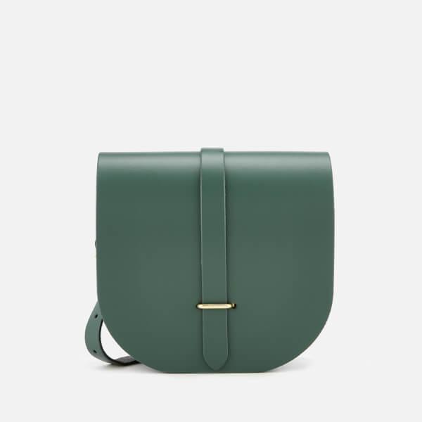 The Cambridge Satchel Company Women's Saddle Bag - Agave