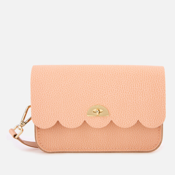 The Cambridge Satchel Company Women's Small Cloud Bag - Flax Matte Celtic: Image 01