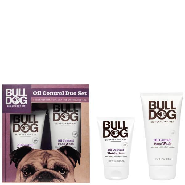 Bulldog Oil Control Duo Set (Worth £10.50)